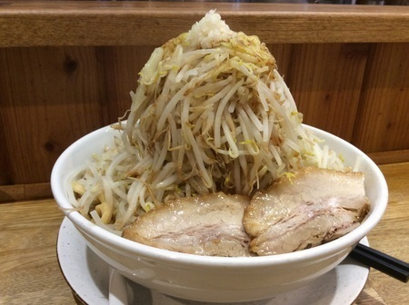 高崎二郎系景勝軒麺屋桜木ふじ麺