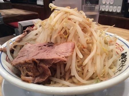 金沢大盛り二郎系つけ麺