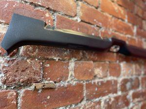 Mk2 Golf Tailgate Lock Cover Trim