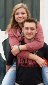 Tristan and Amanda College Sweethearts