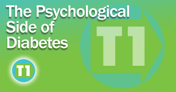 Blog post The Psychological Side of T1D