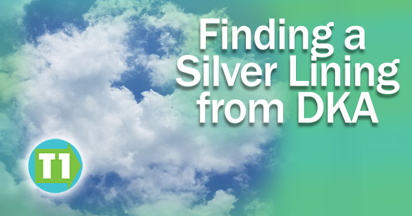 Finding a Silver Lining from DKA