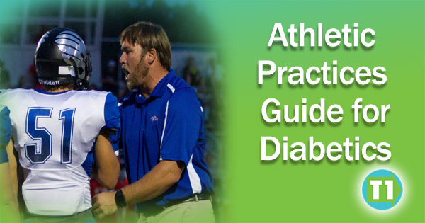 A guide for intense athletic workouts with Type 1 Diabetes