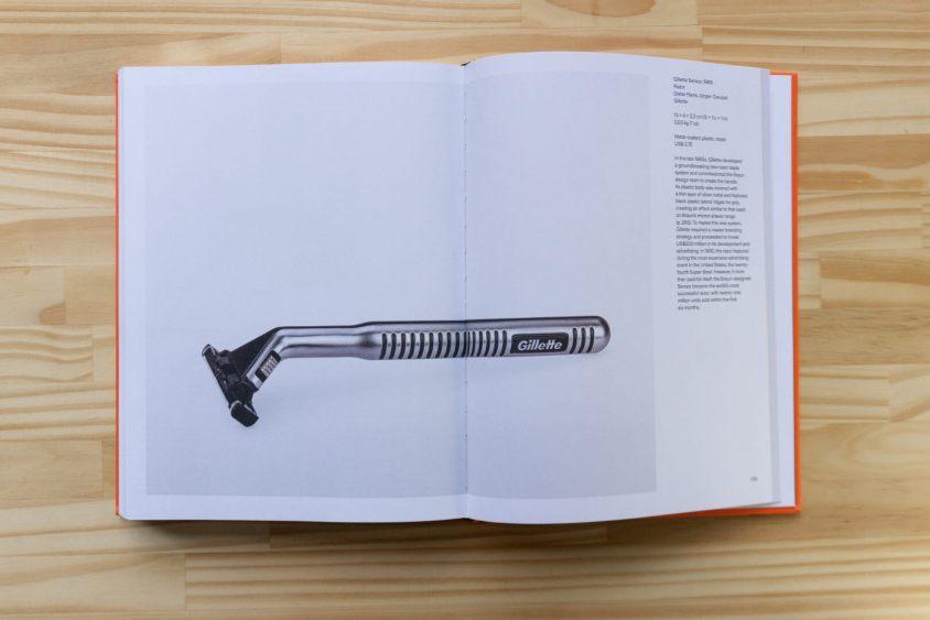 Gillette Sensor razor, 1969