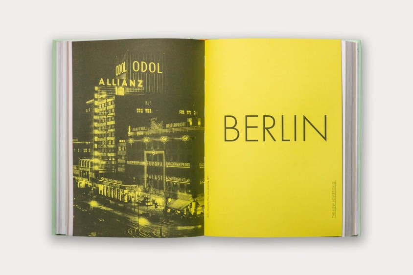 Futura may have started in Frankfurt, but it definitely has a history in Berlin.