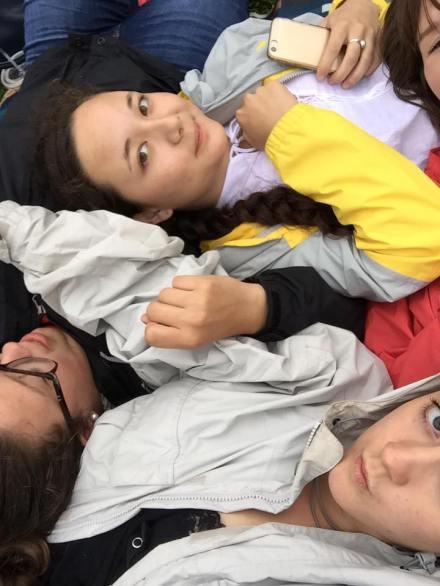 Kay, Sam, Kim