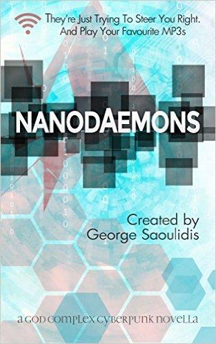 Nanodaemons Book Cover