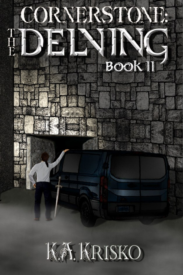 Cover for The Delving