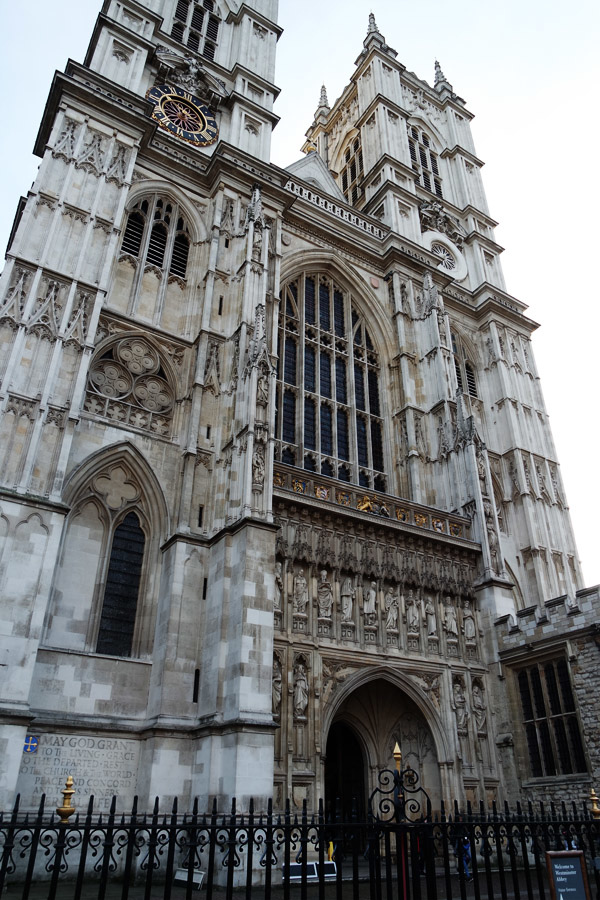 西敏寺(Westminster Abbey)