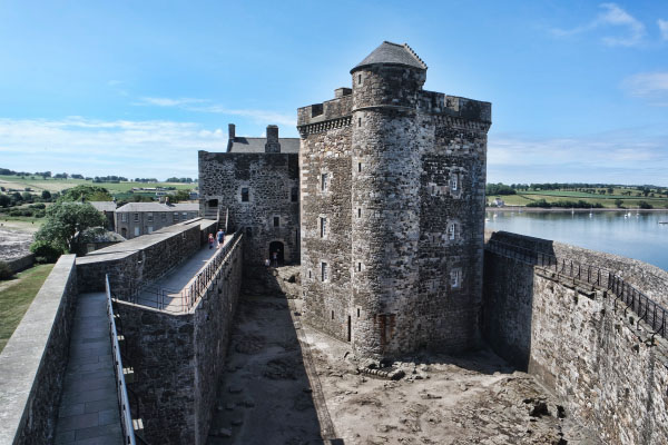 Stem tower, Blackness Castle
