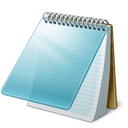 microsoft notepad icon