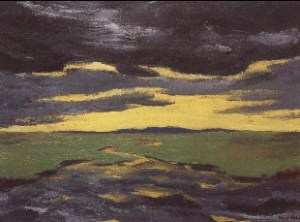 Emil Nolde -Morning