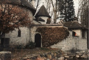 Jung's Tower House Retreat, Bollingen (photo courtesy of Andrew Taylor)-300x