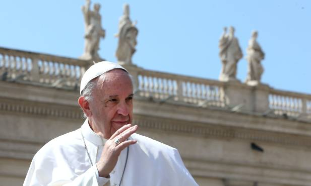 Pope Francis' Easter Message About Syria Is An Important Reminder For World Leaders
