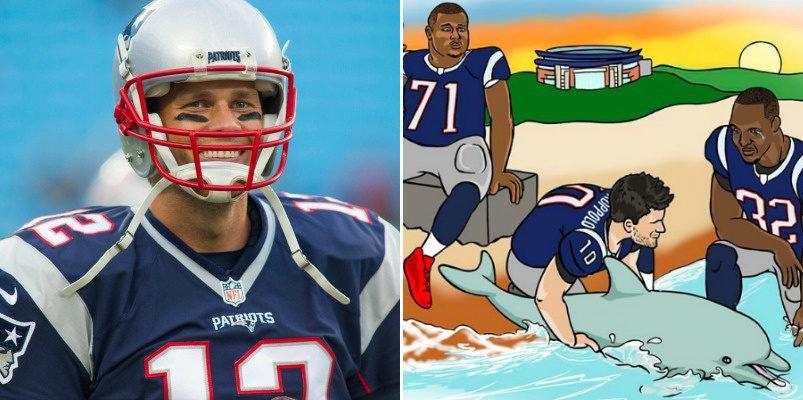 Patriots Lose Super Bowl Meme