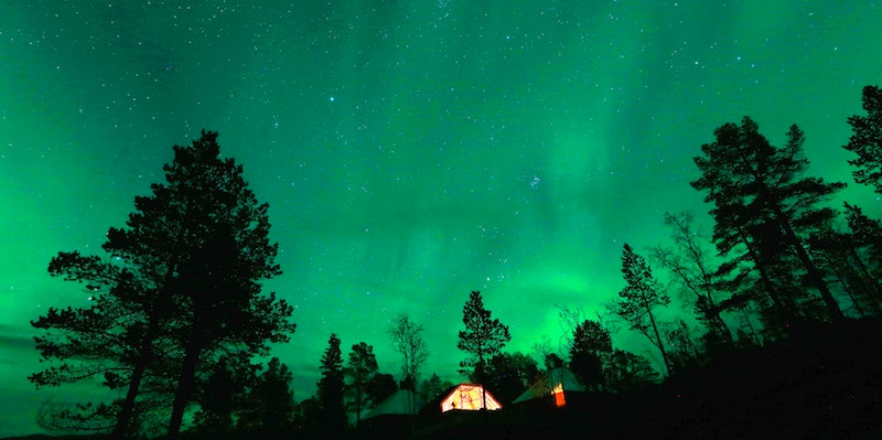 Best Time See Northern Lights Norway