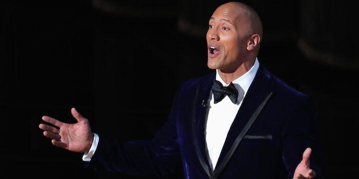 Dwayne Johnson Almost Took 'Down An Oscars Producer'