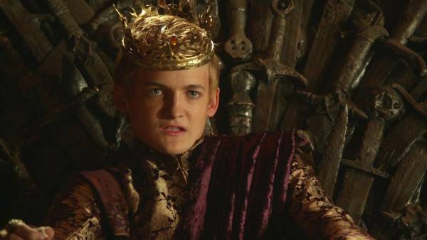 Image result for King Joffrey (Game of Thrones)