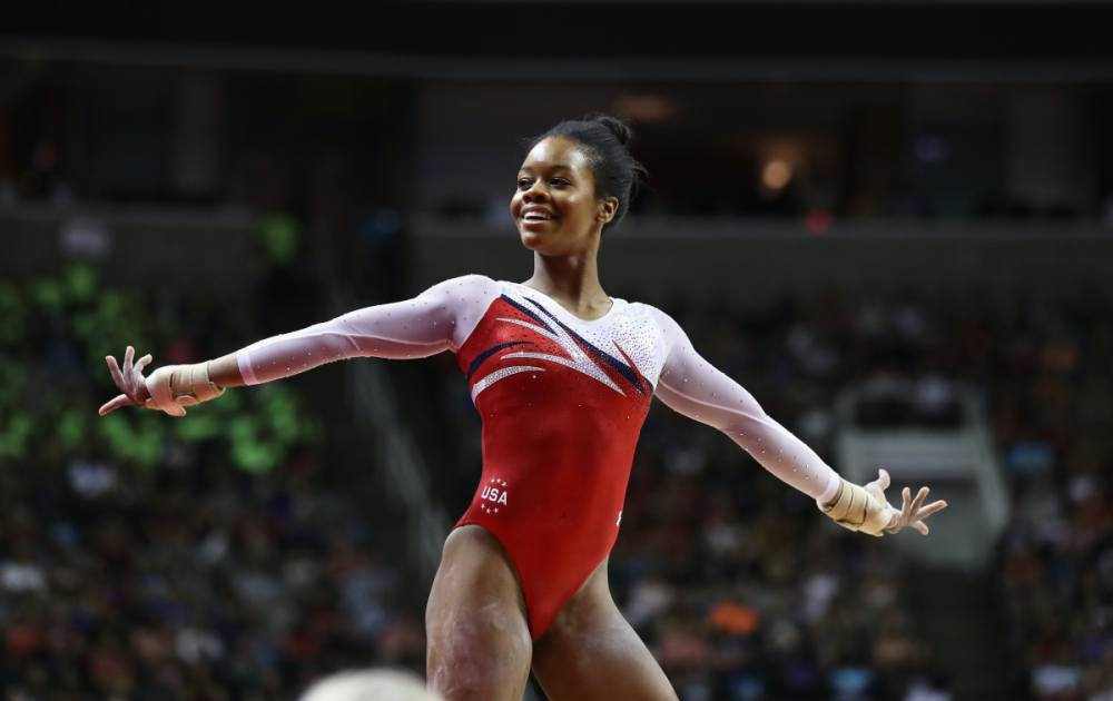 Is Gabby Douglas Dating Anyone The Olympian Is Living A