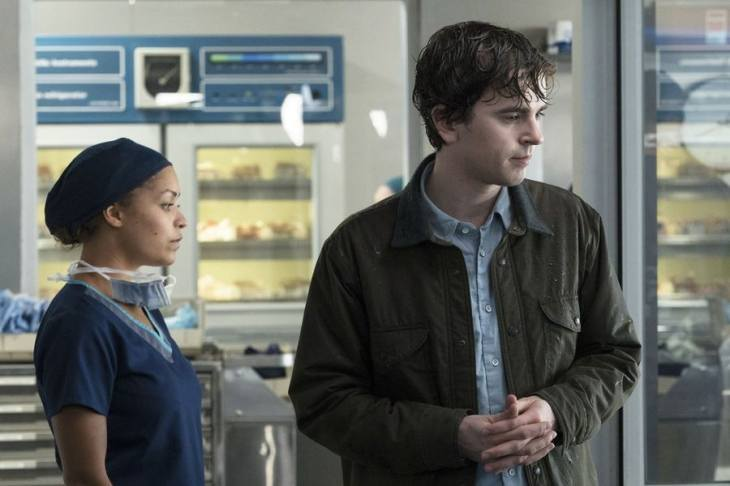 Image result for the good doctor abc