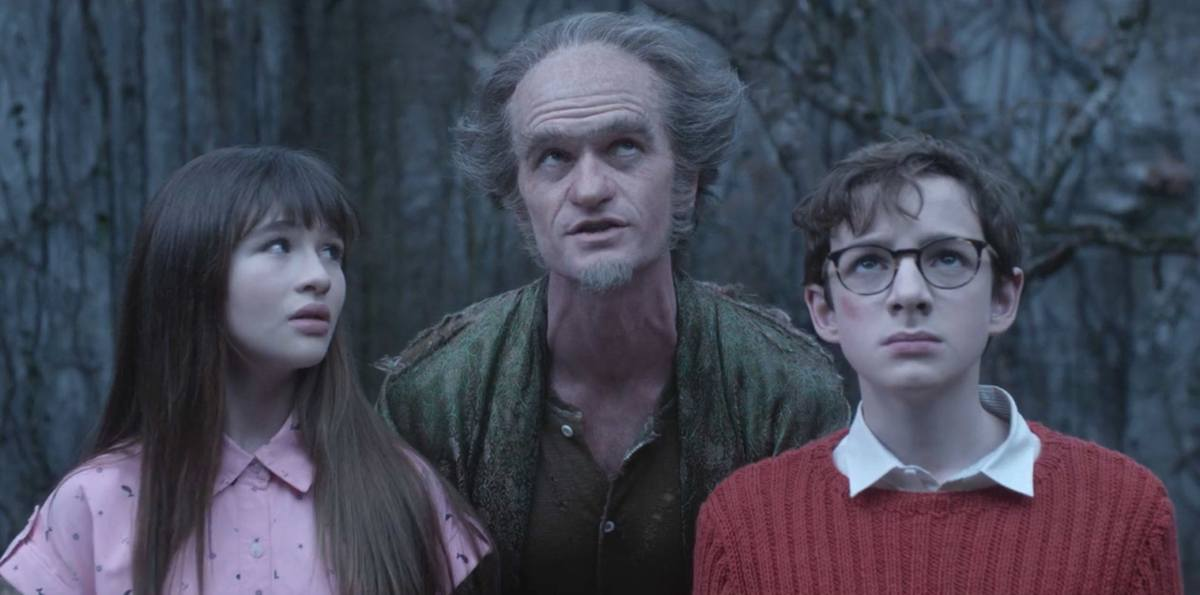 Series Unfortunate Events Klaus Baudelaire