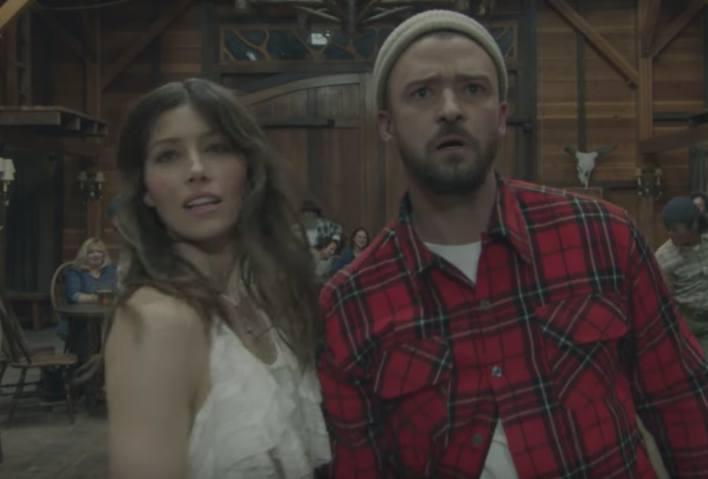 Znalezione obrazy dla zapytania Justin Timberlake - Man of the Woods (Official Video)