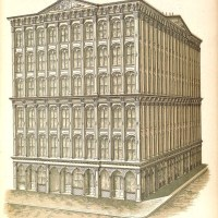 Design for the Gilsey Building, New York City
