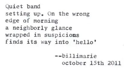 """The Farmer's Market"" poem by billimarie"