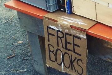 Free Books - Typewriter Poetry - Billimarie Lubiano Robinson, Philadelphia (West Philly, 2015)