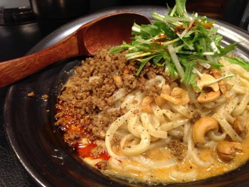 「175°DENO〜担々麺〜」で本格的な担々麺を食べてきました