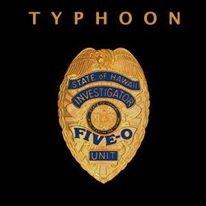 Typhoon: Hawaii 5-0