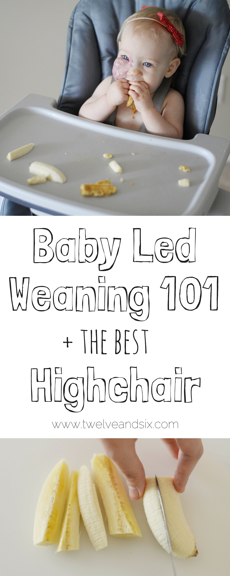 Baby Led Weaning 101