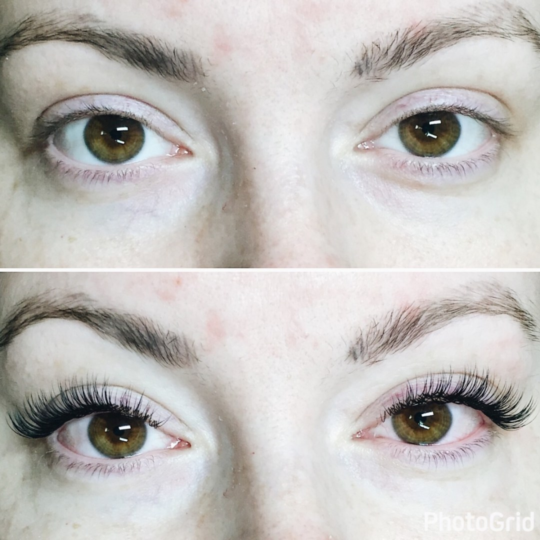 Atlanta Eyelash Extensions With Lash Out Typical Katie