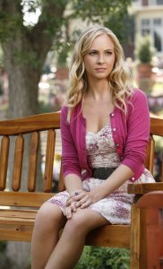 TV fashion idols caroline forbes
