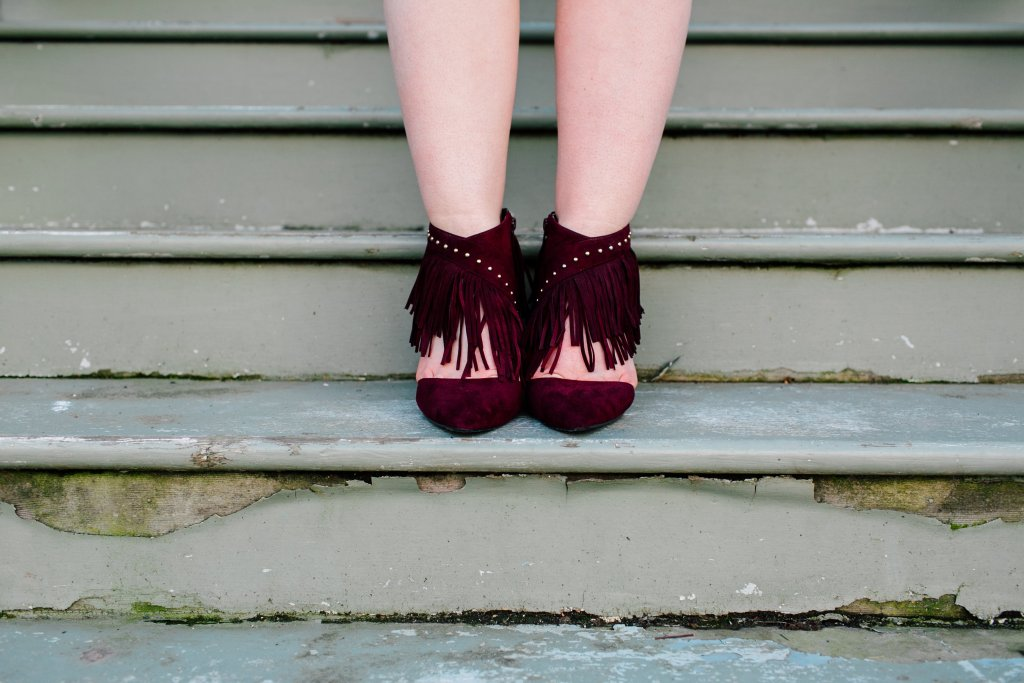 fringe shoes for spring