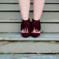 Spring Addiction: Fringe Shoes