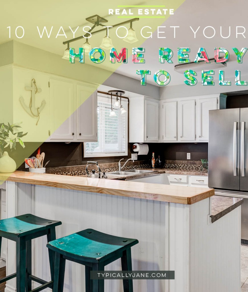 10 ways to sell your home