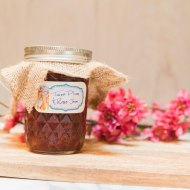Tart Plum & Rose Jam