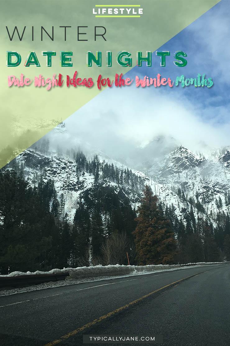 Winter Date Night Ideas - Leavenworth WA