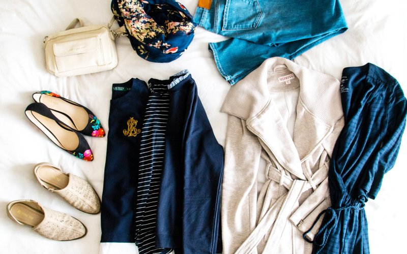 Pack for a Weekend Trip | Checklist
