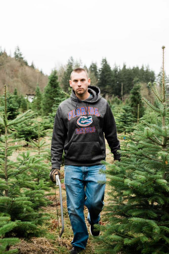 what to expect from a u cut Christmas tree farm