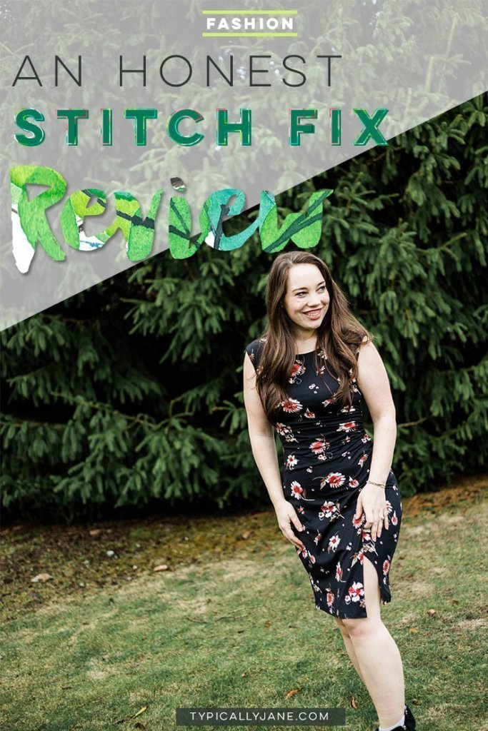 An honest stitch fix review, how much does it cost, what do you get, how does it work, clothes delivery service