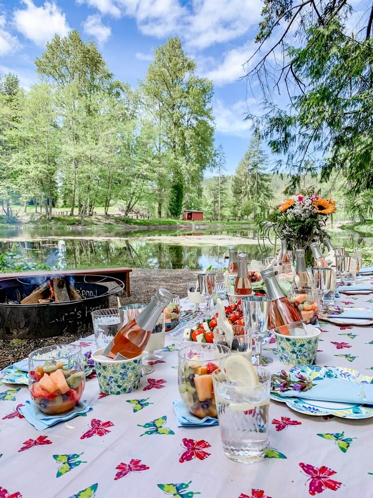 perfect bridal shower picnic