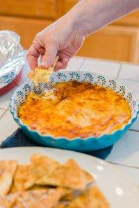 savory pumpkin cheese dip
