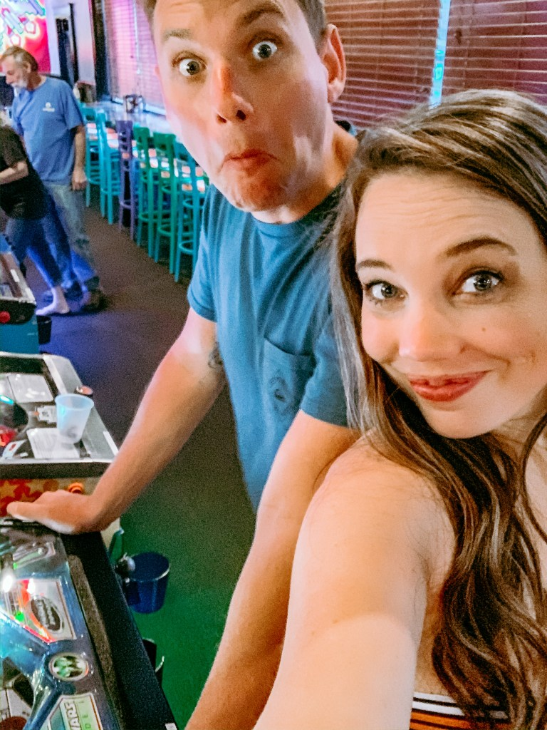 Jacksonville florida vacation, leaderboard arcade and bar