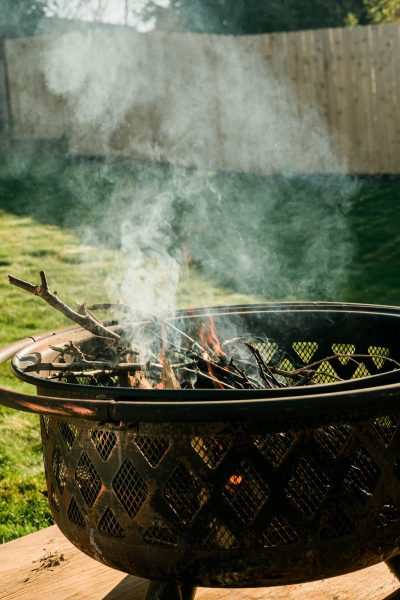 outdoor backyard decorative fire pit things to do outside this spring summer and fall