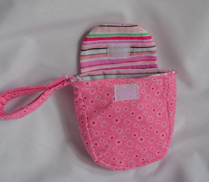 pacifier pouch