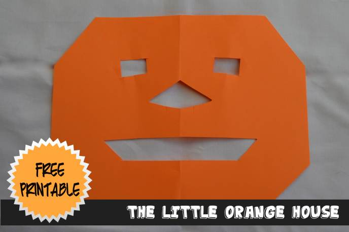 The Little Orange House Free Printable