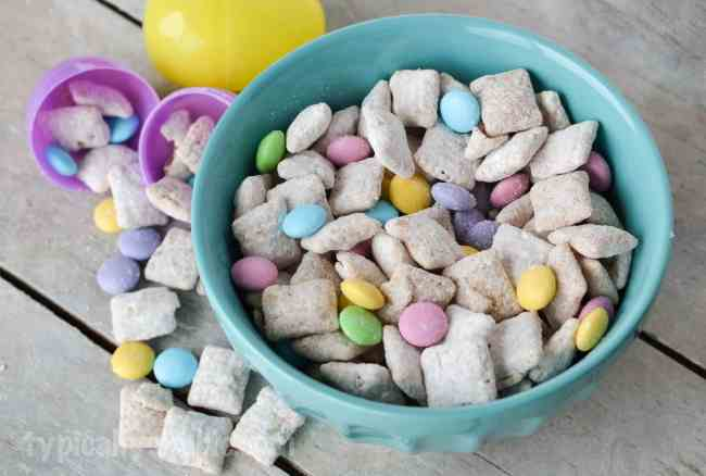 Easter Bunny Chow Recipe