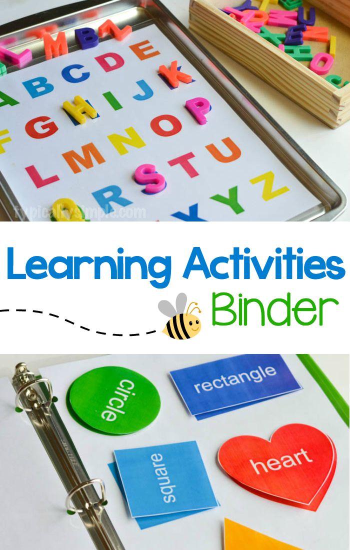 LearningActivitiesBinder